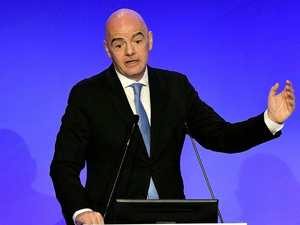 Gianni Infantino duldet keine Korruption in der FIFA