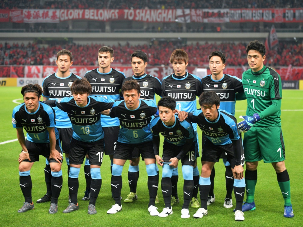 Kawasaki Frontale wird zum zweiten Mal in Folge Meister