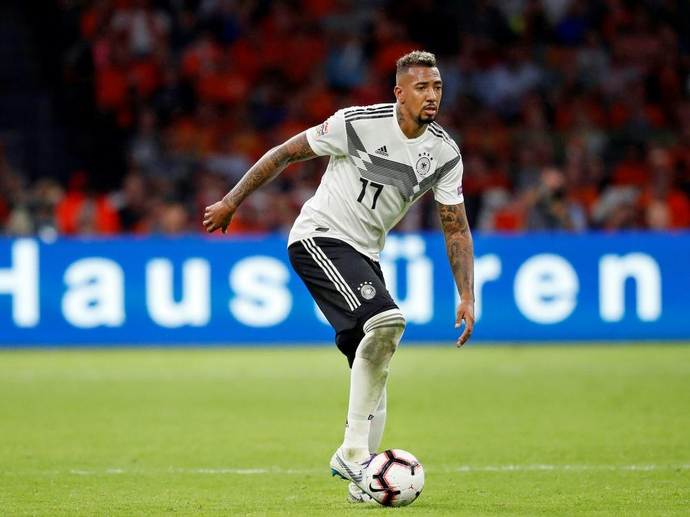 Jerome Boateng fehlt im Aufgebot der Nationalmannschaft