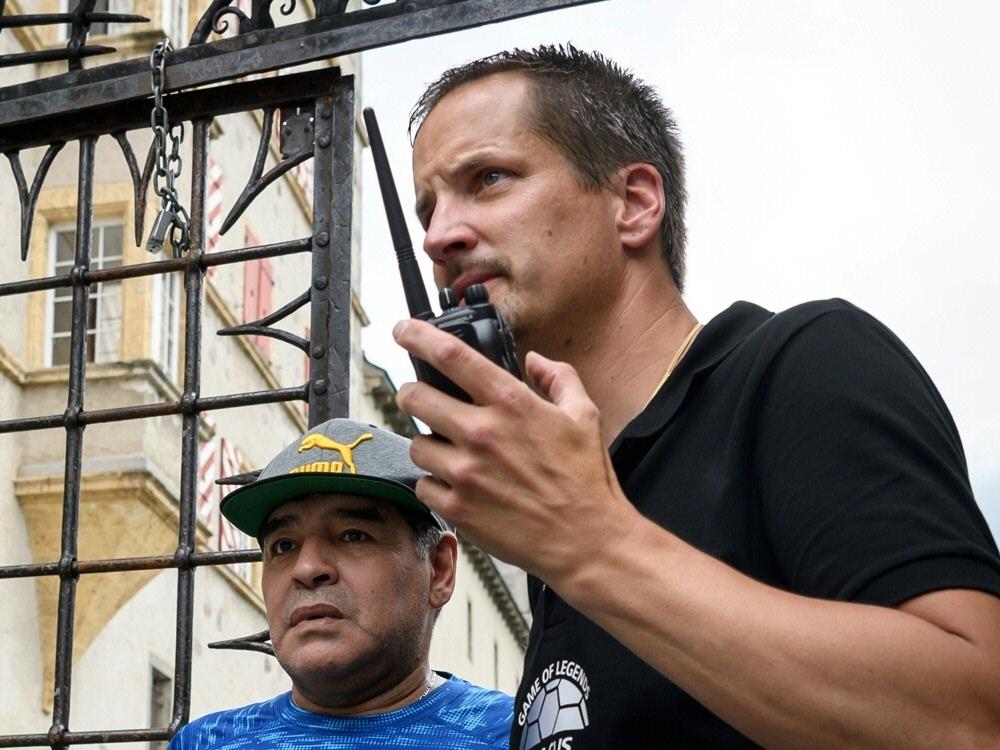 Football Leaks: Vorwürfe gegen Rinaldo Arnold (v.)