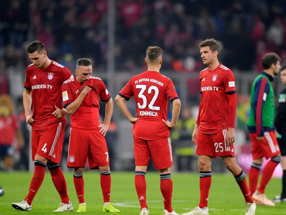 Die Bayern treffen in der Champions-League auf AEK Athen