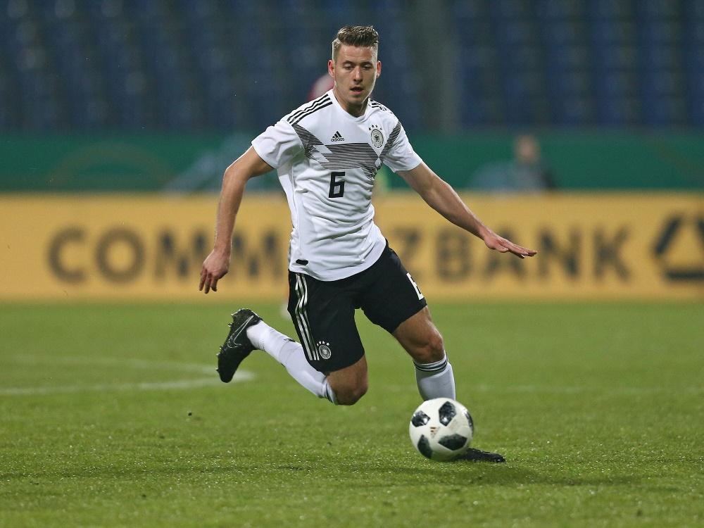 Waldemar Anton steht wieder im Aufgebot der U21