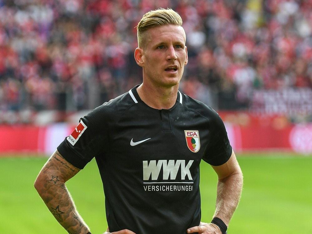 Andre Hahn wird Augsburg in Hoffenheim fehlen