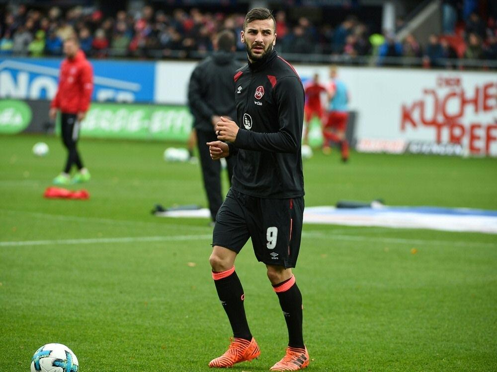 Mikael Ishak wird gegen Stuttgart wohl noch fehlen