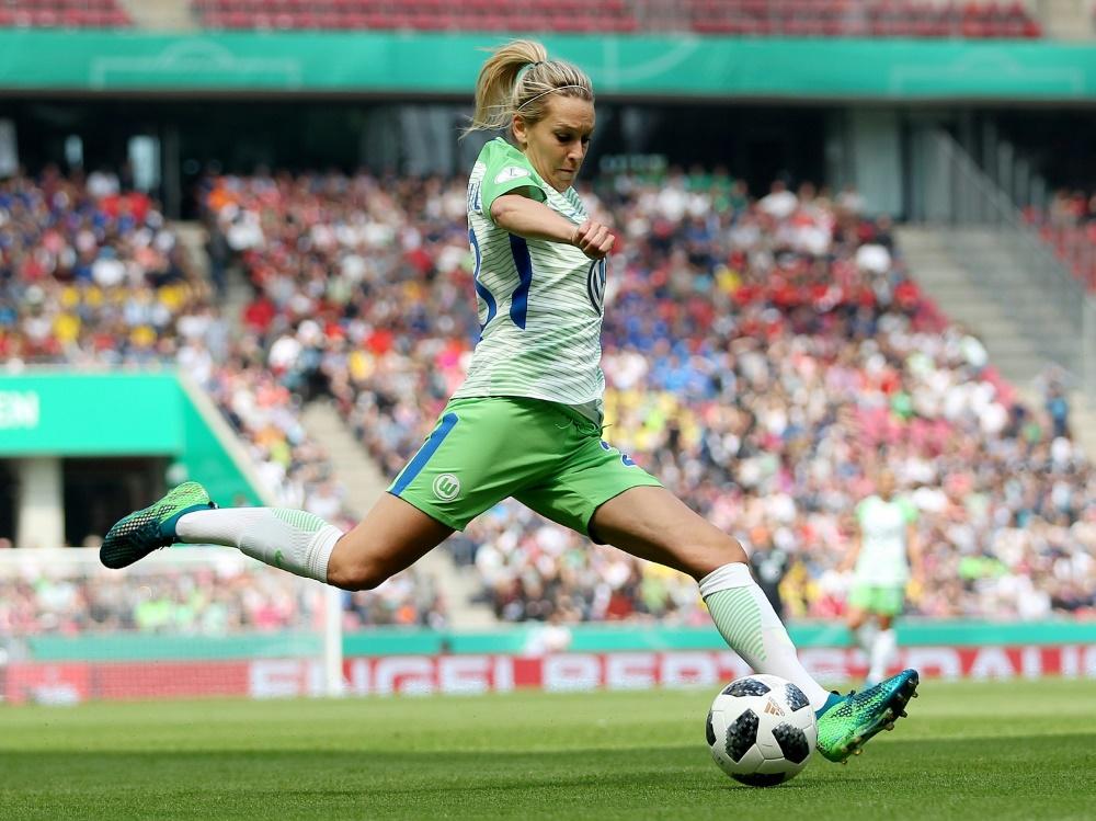 Lena Goeßling bleibt weitere zwei Jahre in Wolfsburg