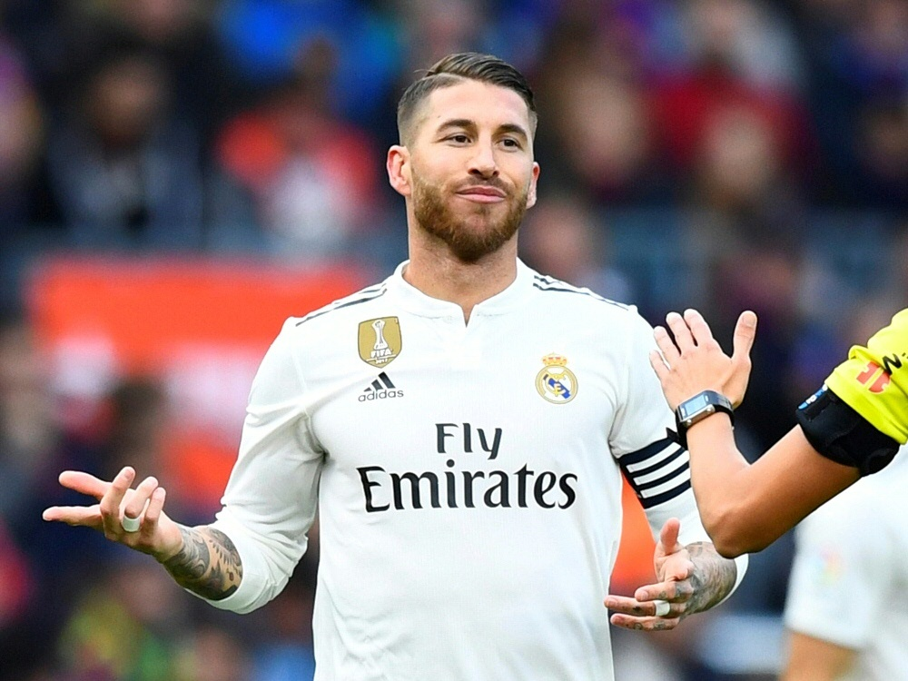 Sergio Ramos entschuldigt sich bei Milan Havel
