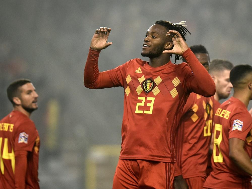 Belgien Gegen Island