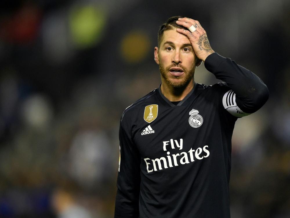 Real Madrid dementiert Dopingverstoß von Ramos