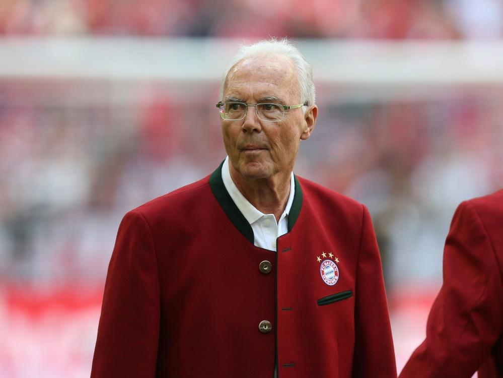 Beckenbauer will zwischen Breitner und Hoeneß vermitteln