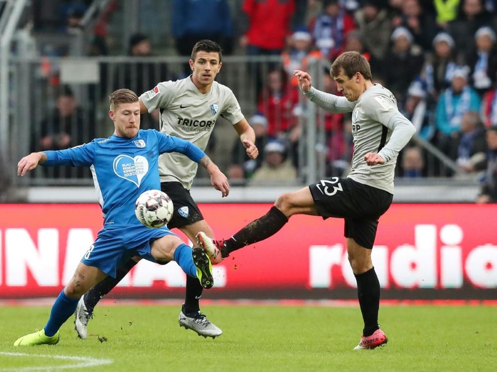 Magdeburg kommt gegen Bochum nicht über ein 0:0 hinaus