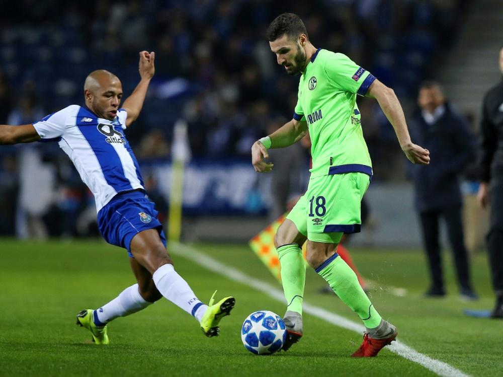 Schalke steht trotz der Niederlage im Achtelfinale