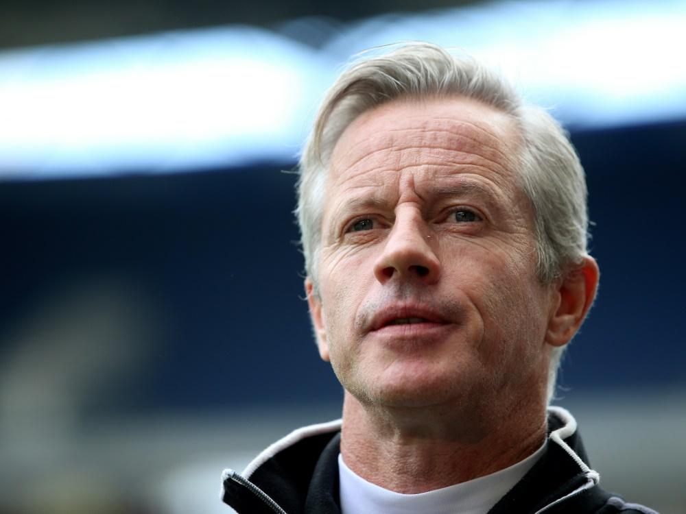 Neu-Coach Jens Keller soll den FCI aus dem Keller holen