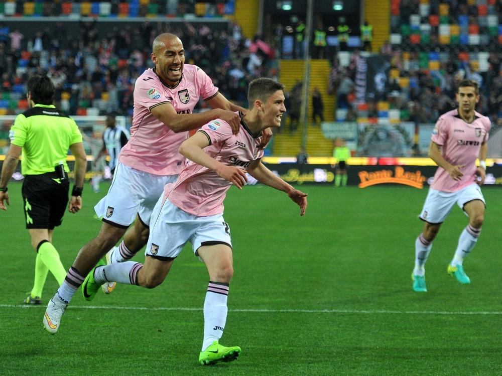 Palermo wechselte für 10 Euro seinen Besitzer
