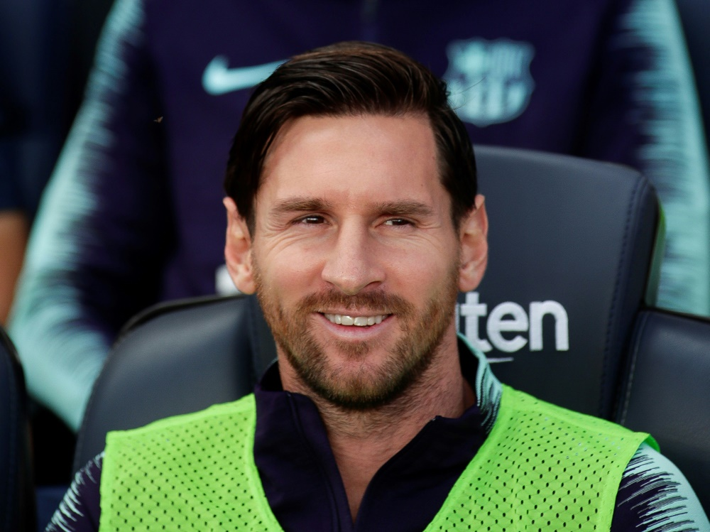 Topstar Lionel Messi gönnt sich einen teuren Privat-Jet