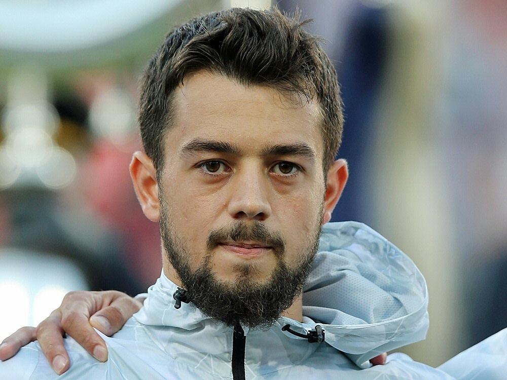 Nach Verletzung erstmals im Neapel-Kader: Amin Younes
