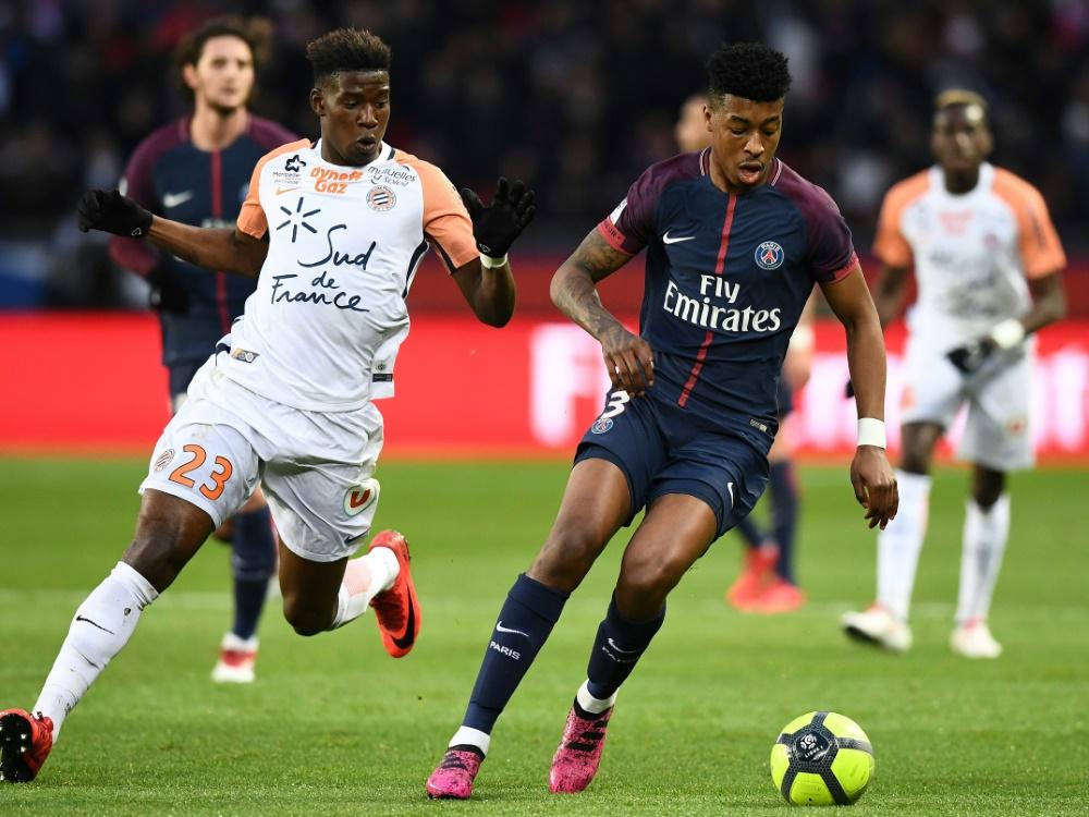 Das Spiel zwischen PSG und Montpellier wird verschoben
