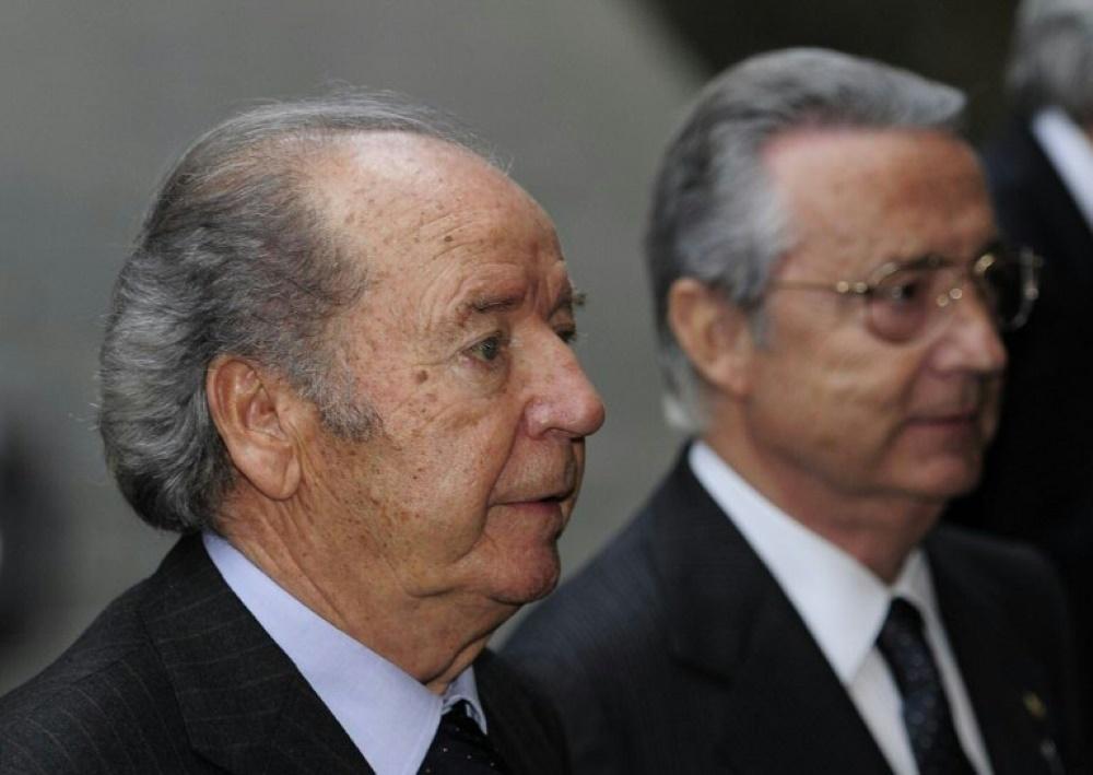 Der FC Barcelona trauert um Lluis Nunez