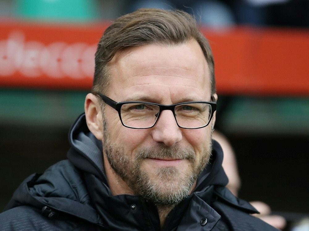 Sascha Hildmann ist neuer Trainer beim FCK
