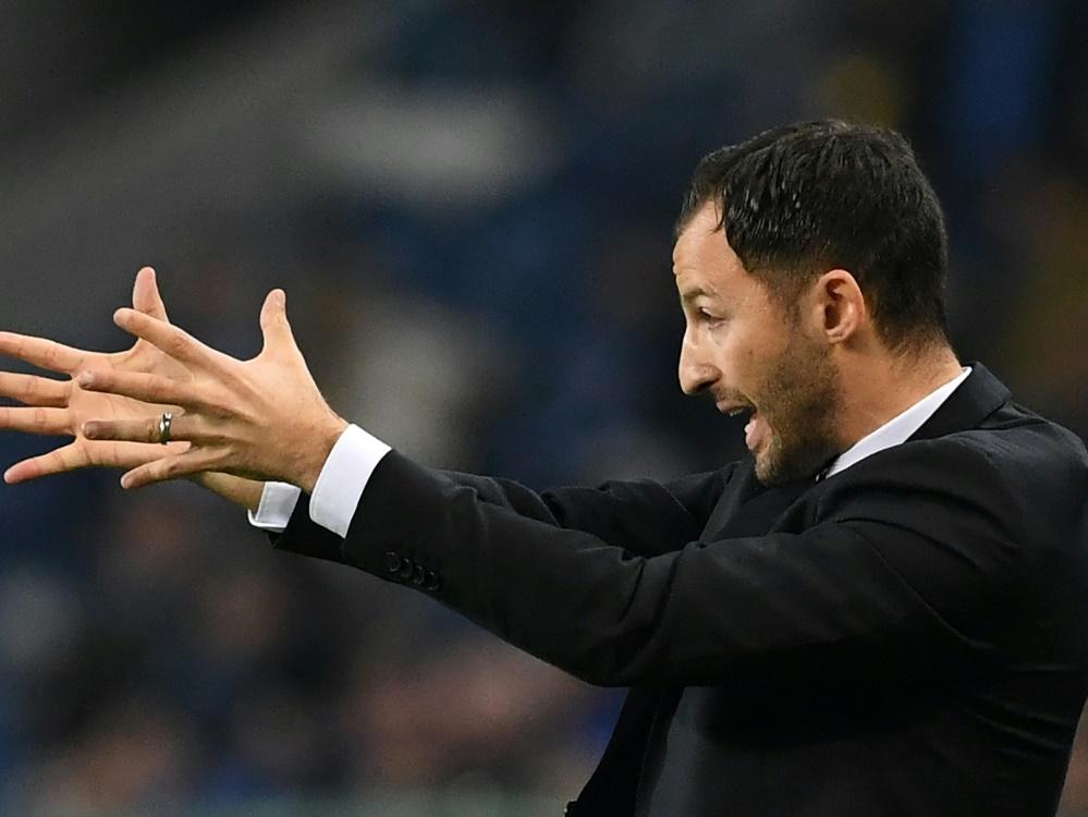Respekt vor dem BVB: Domenico Tedesco
