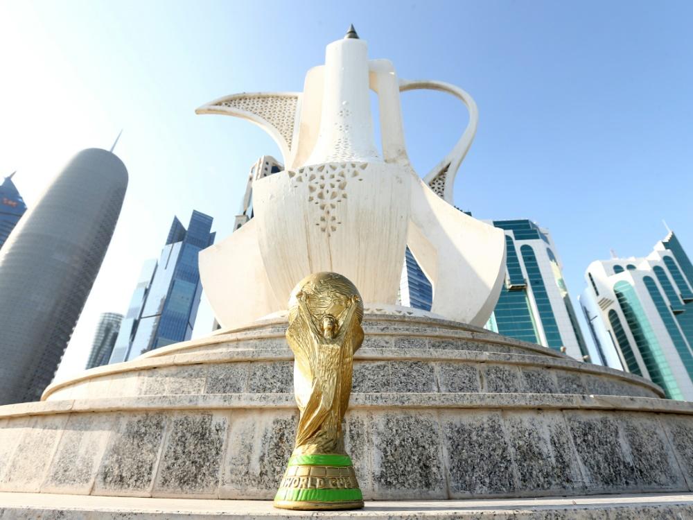 Bei der WM 2022 wird es auch zur Mittagzeit Spiele geben