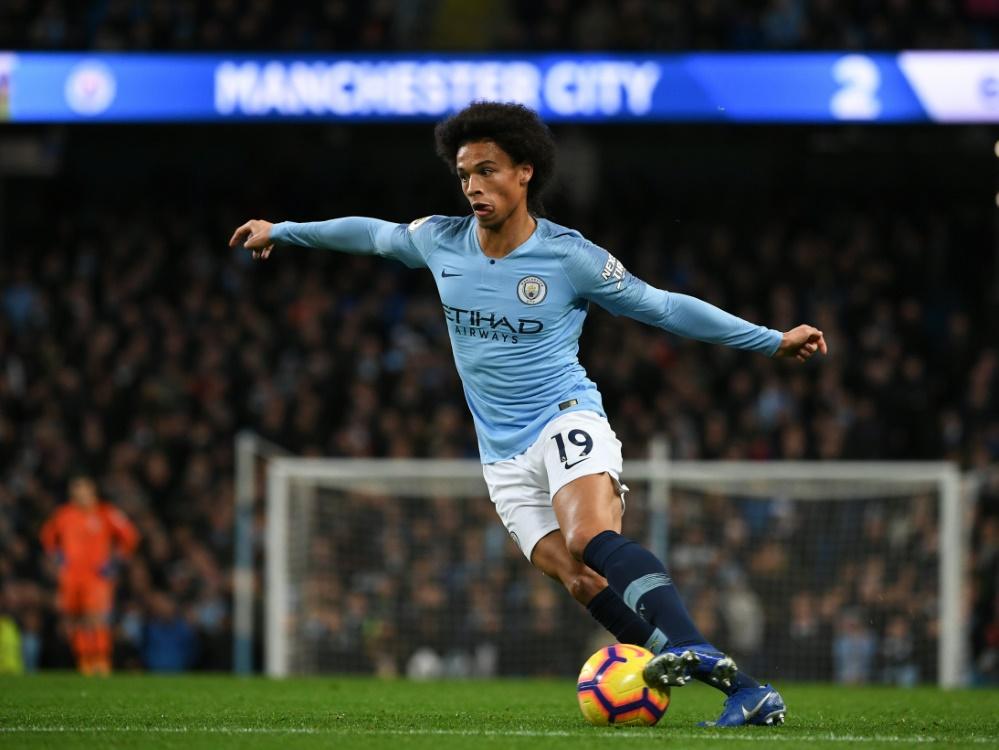 Guardiolas Hoffnung: Leroy Sane