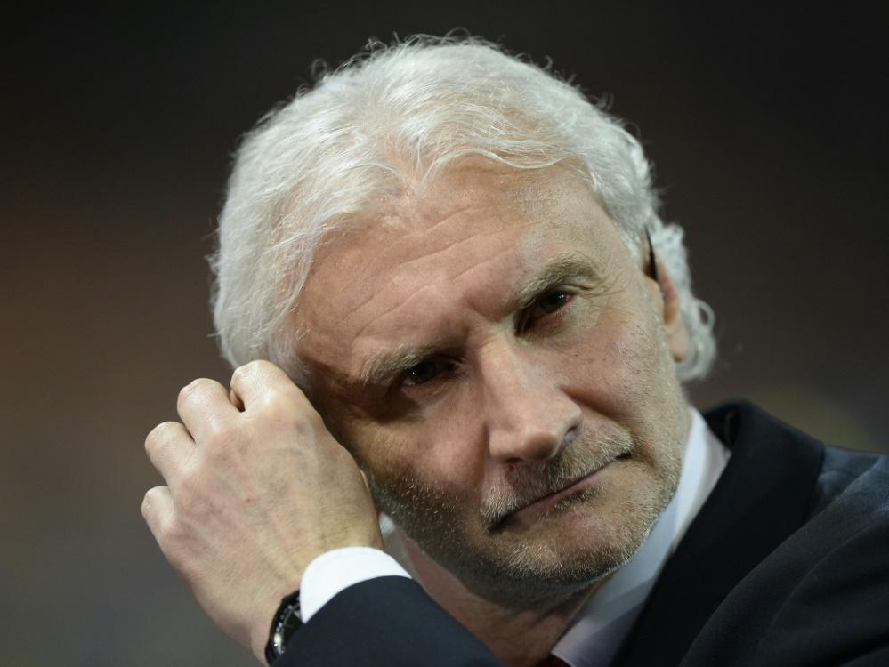 Vorwürfe bestritten: Rudi Völler