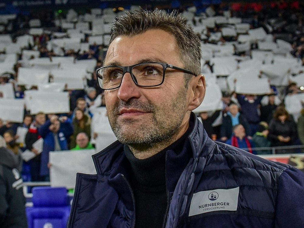 Köllner hofft auf minimale Chance gegen die Bayern