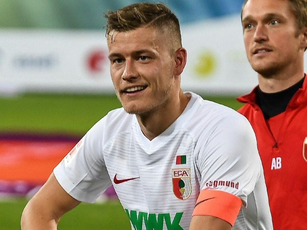 Alfred Finnbogason will gegen Leverkusen wieder spielen