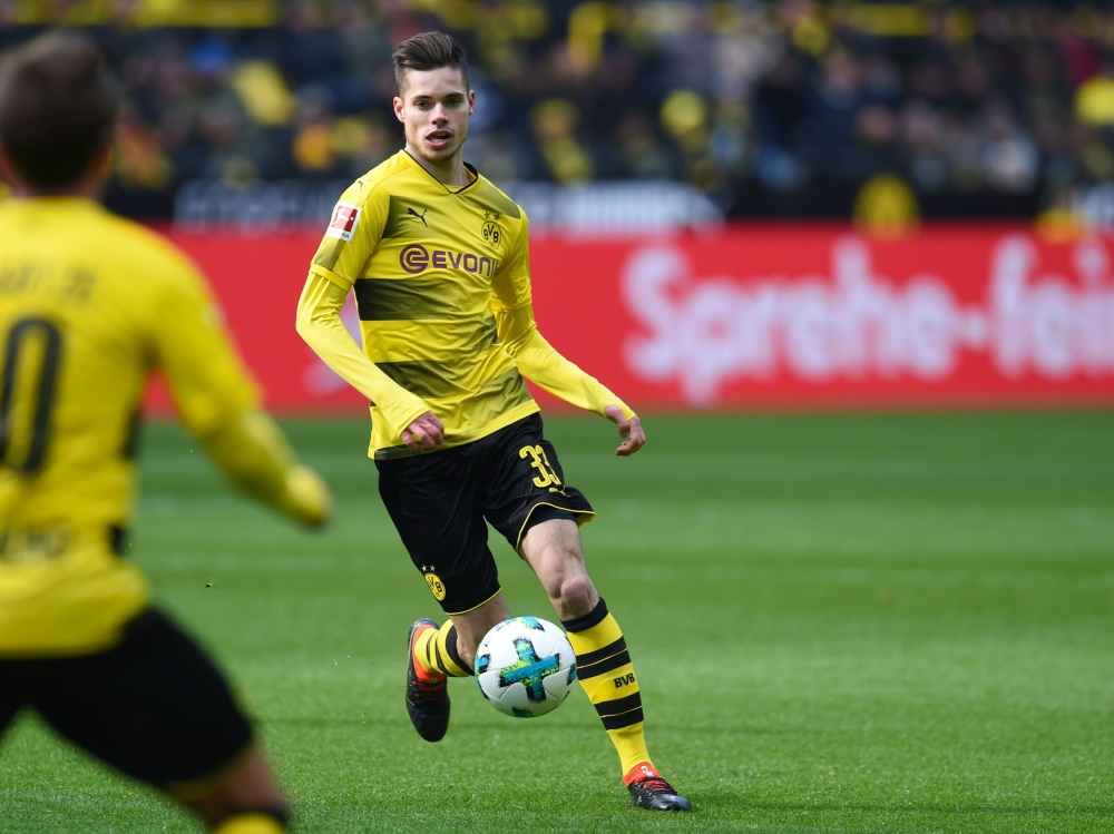 Wechselt Julian Weigl in der Winterpause nach Rom?