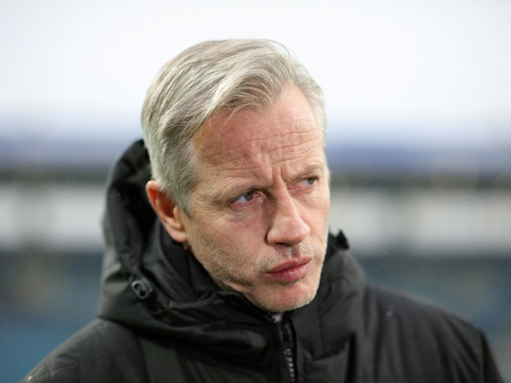 Jens Keller und FC Ingolstadt verspielen erneut den Sieg