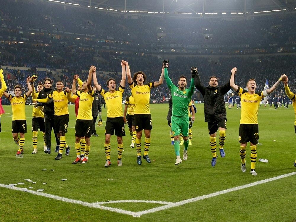 Dortmund kann gegen Bremen Herbstmeister werden