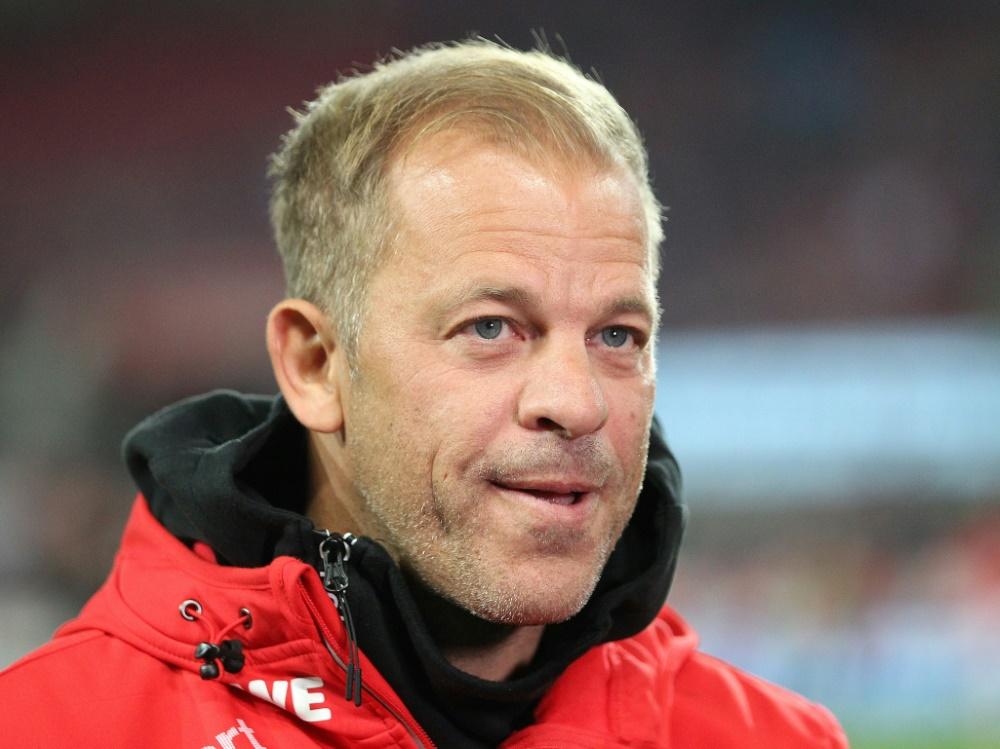Markus Anfang feiert mit dem FC fünften Sieg in Serie