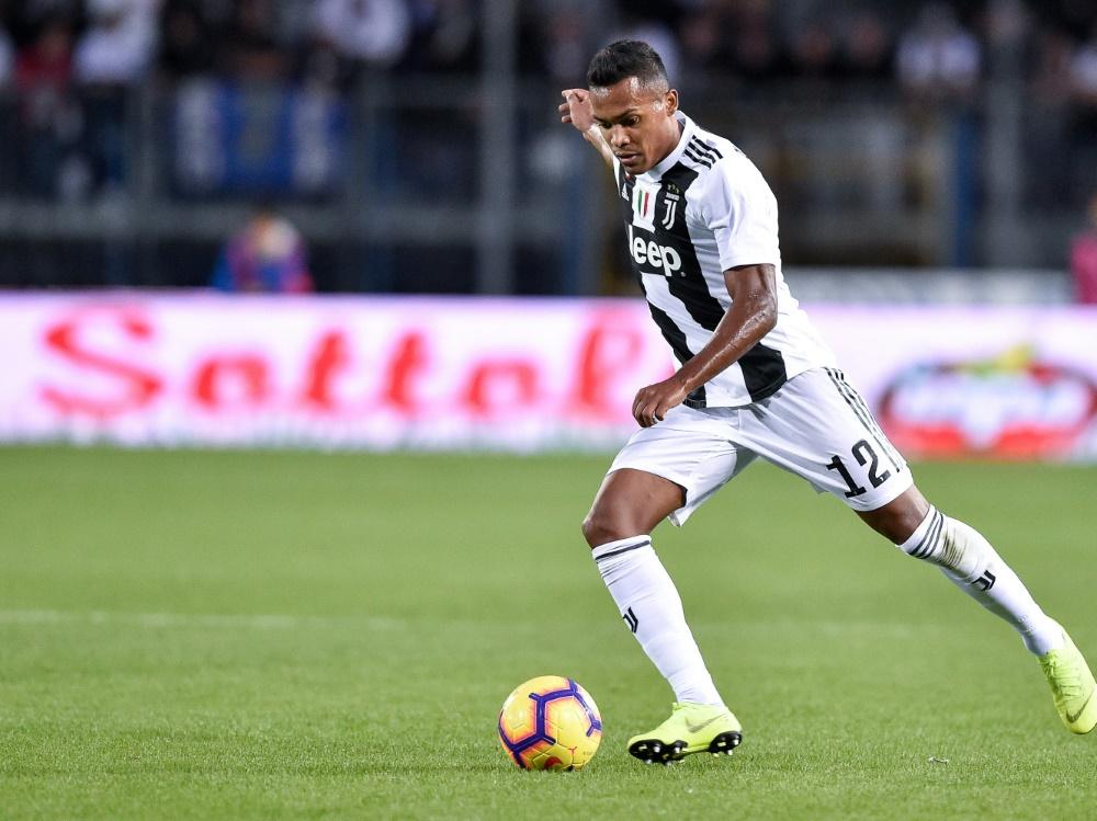 Juventus Turin verlängert langfristig mit Alex Sandro