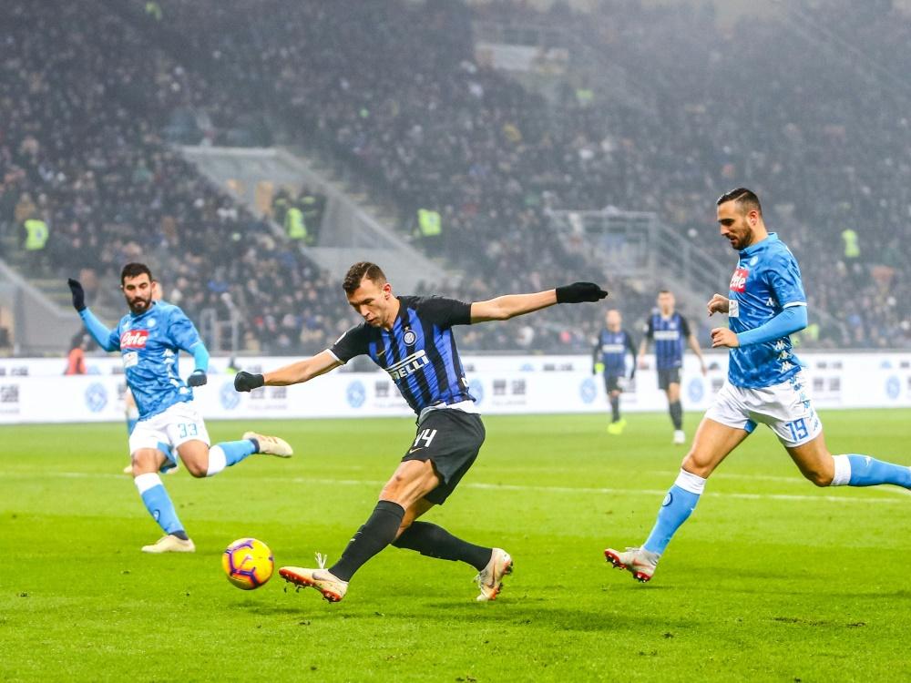 Im Spiel gegen Neapel kam es zu rassistischen Äußerungen