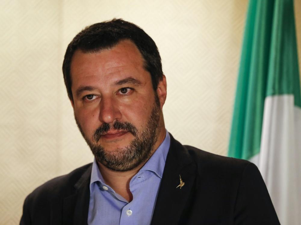 Matteo Salvini will hart gegen Hooligans vorgehen