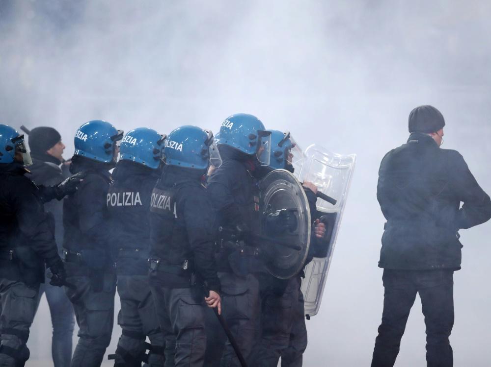 Gegen 23 Personen wird in Mailand ermittelt