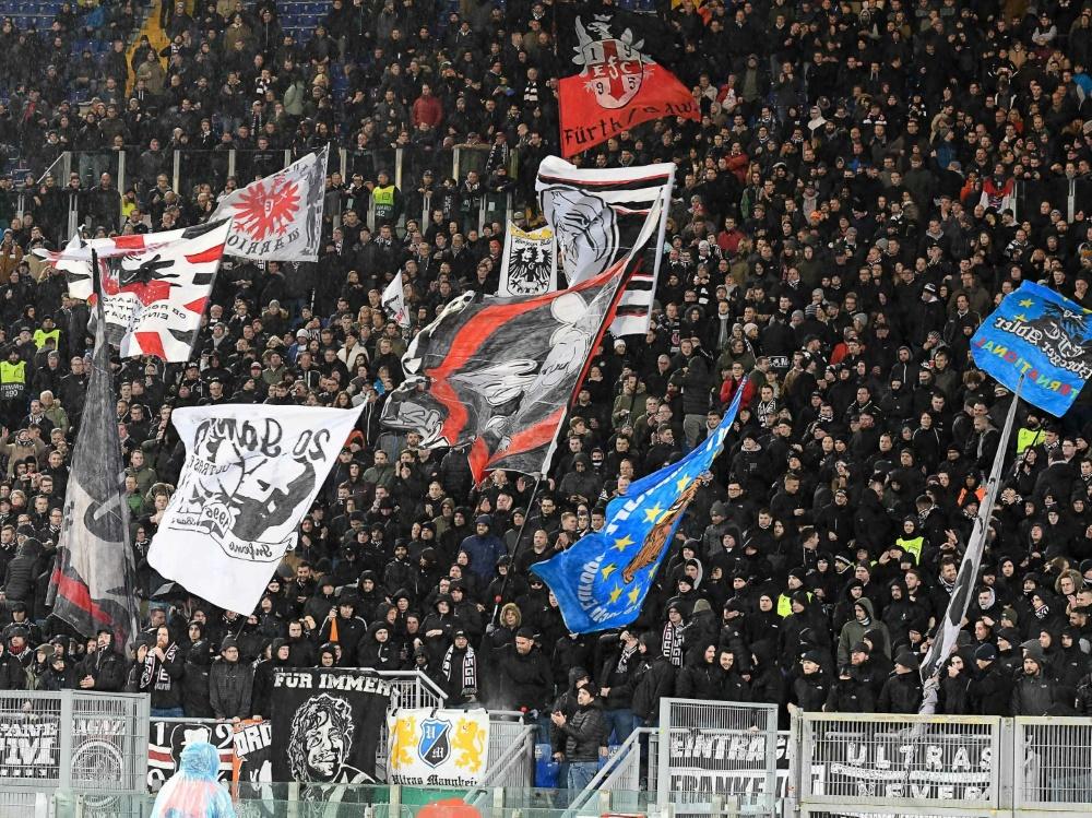 Die SGE-Fans erhalten von der UEFA noch eine Chance