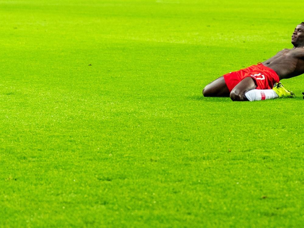 Bruma verletzt sich beim Testspiel gegen Istanbul