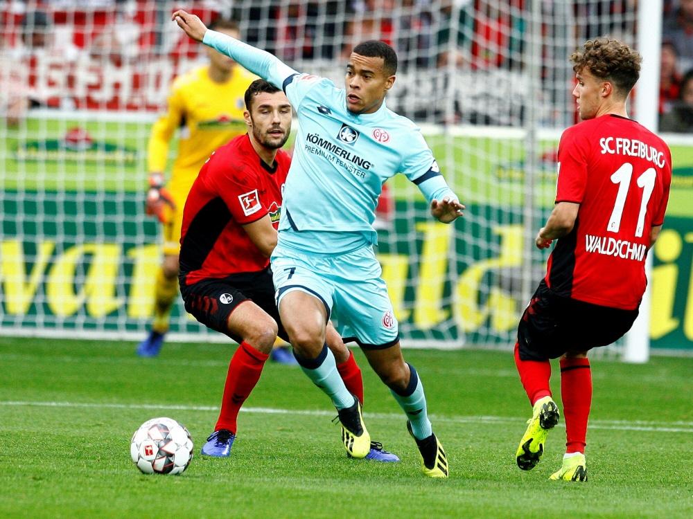 Testspiele: Unentschieden zwischen Freiburg und Mainz