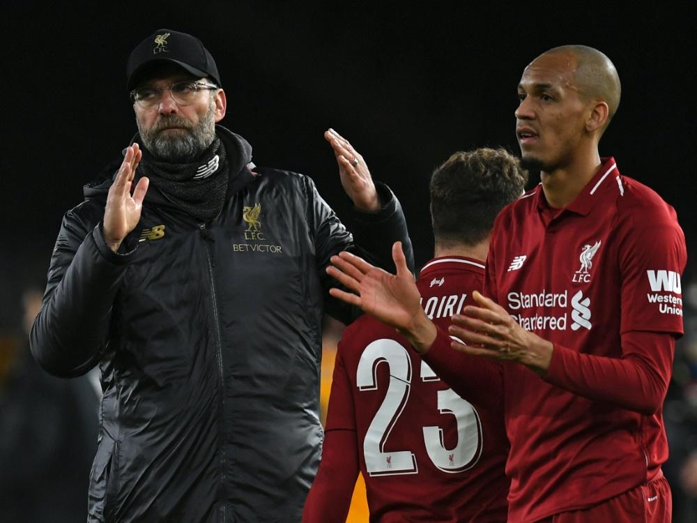 Liverpool scheitert im FA-Cup sensationell an den Wolves