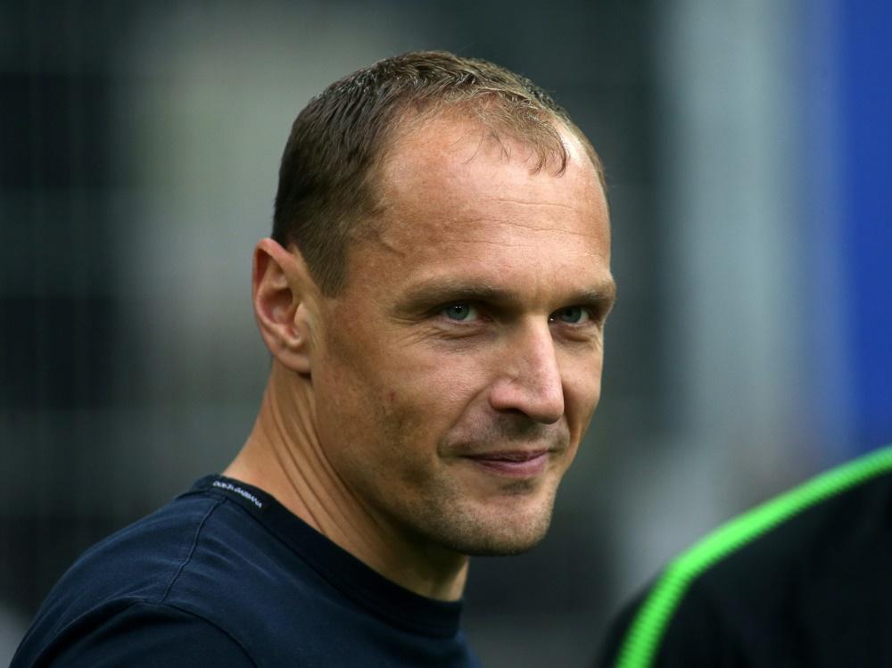 Jaroslav Drobny wechselt zu Fortuna Düsseldorf