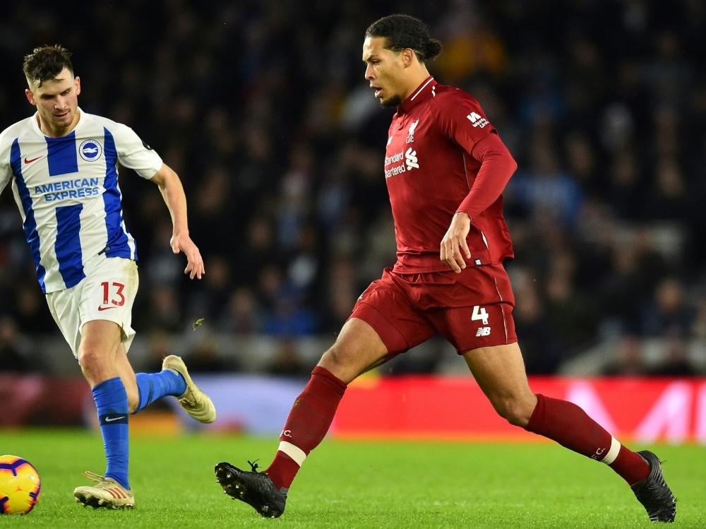 Liverpool hält City auf Distanz