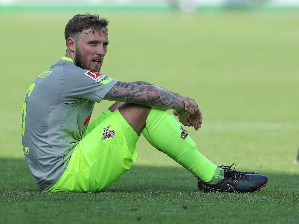 FC-Profi Marco Höger muss pausieren