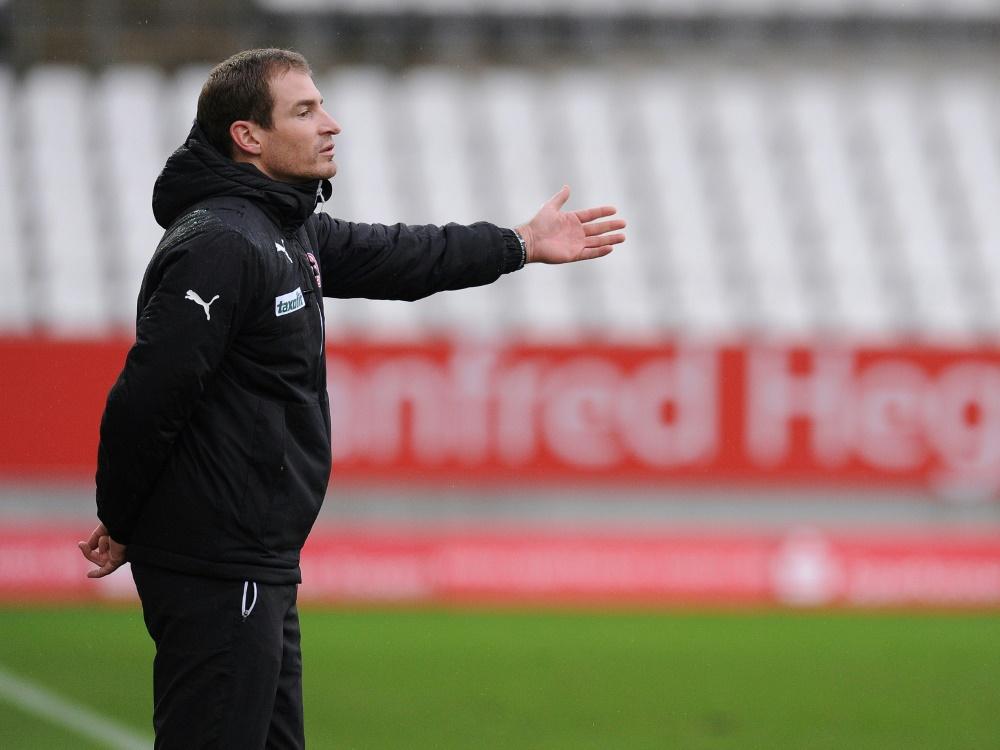 Jan Siewert wohl vor Wechsel zu Huddersfield