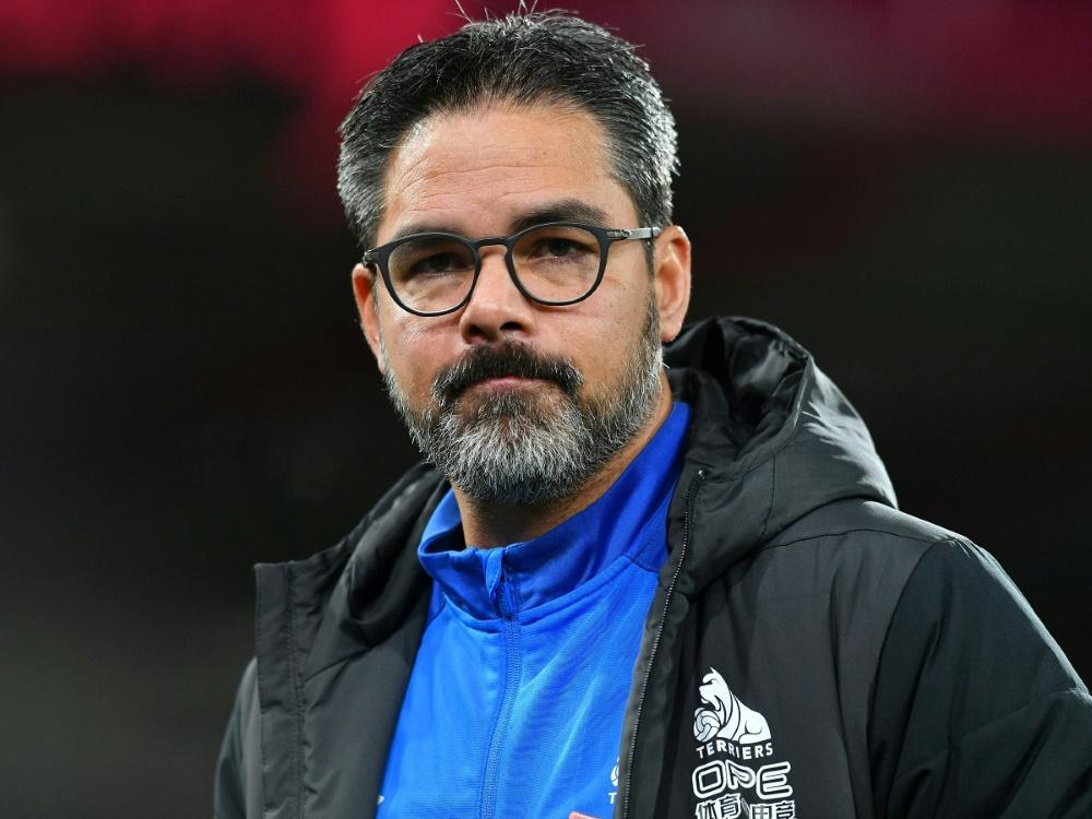 David Wagner verabschiedet sich von Huddersfield Town