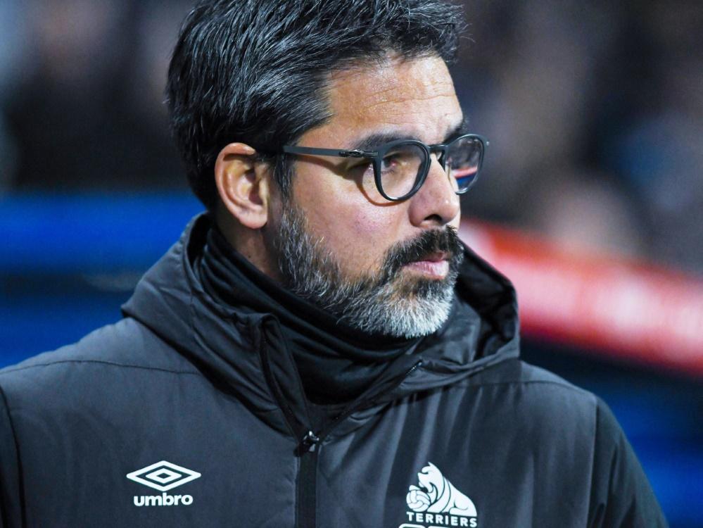 David Wagner holte mit Huddersfield nur elf Punkte