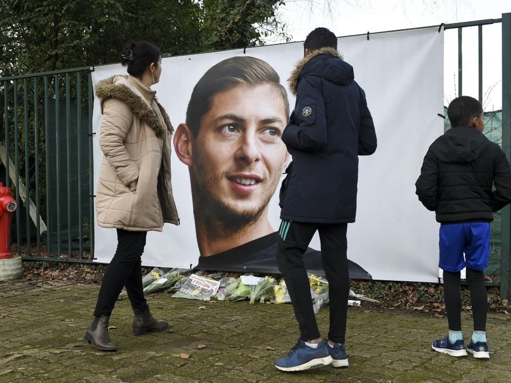 Spendenaktion für Emiliano Sala läuft auf Hochtouren