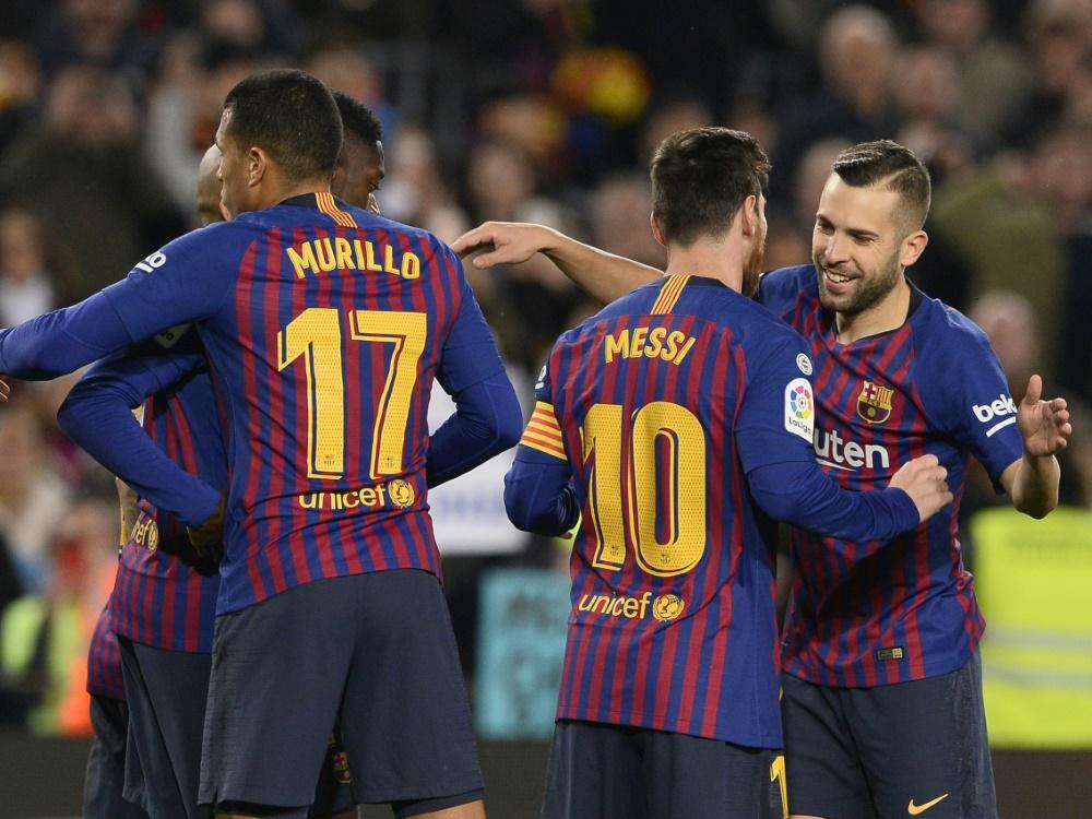 Der FC Barcelona ist Titelverteidiger