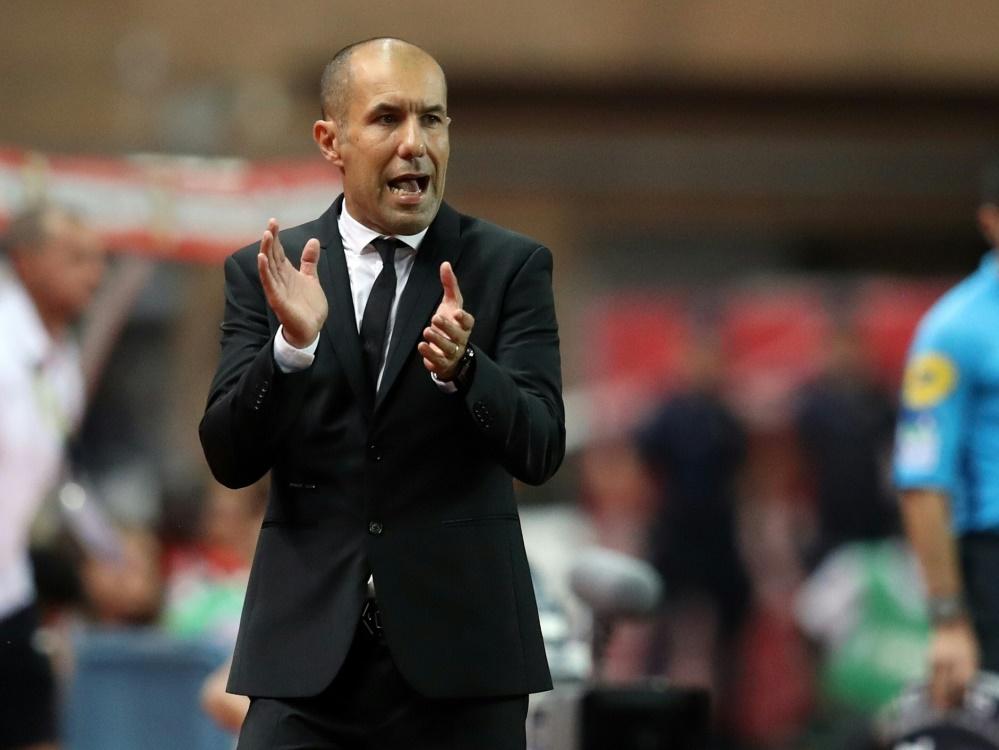 Ist zurück beim AS Monaco: Cheftrainer Leonardo Jardim