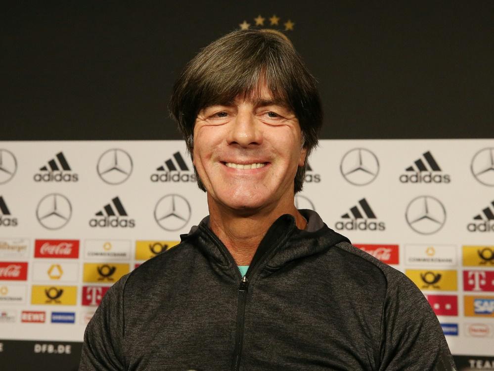 Fiebert dem Halbfinale entgegen: Joachim Löw